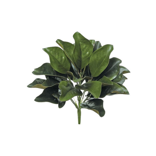 Faux Magnolia Leaf Bush