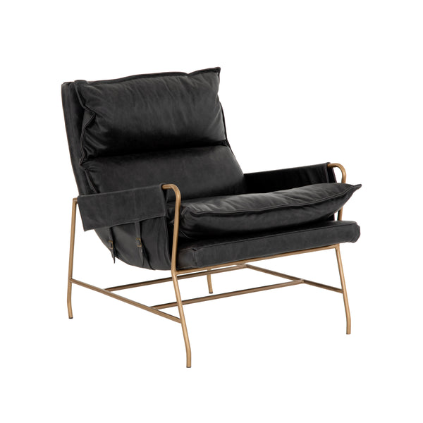 Mason Armchair - Black