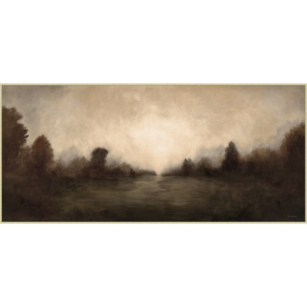 Midnight Marsh Canvas