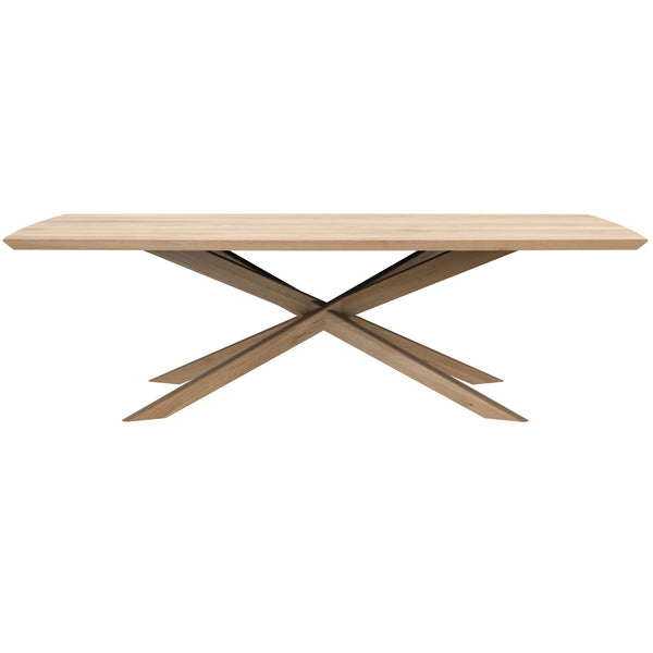 Oak Mikado Rectangular Coffee Table