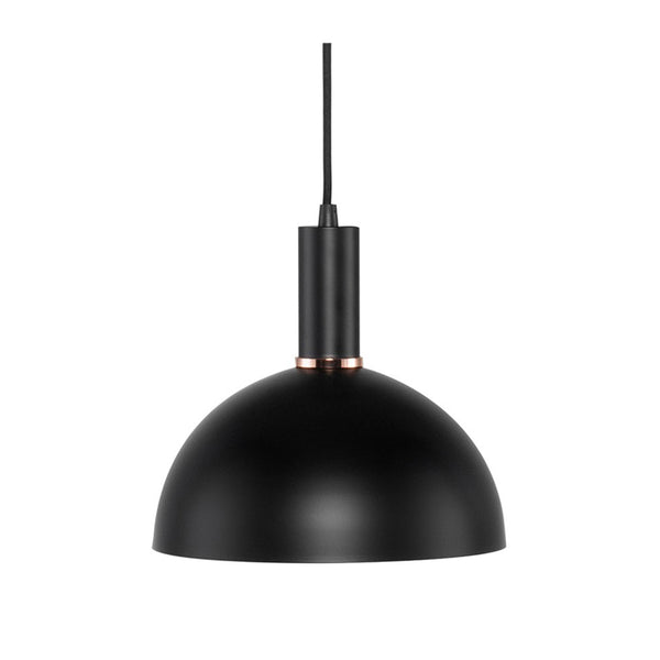 Posie Small Pendant - Black
