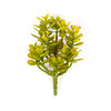 "9"" Faux Mini Money Light Green Plant"