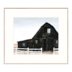 Modern Farmhouse II Framed Print