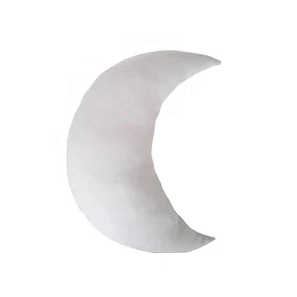 Grey Moon Pillow