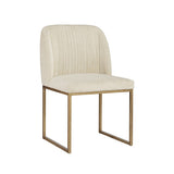 Leighton Dining Chair - Muslin