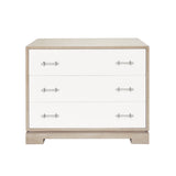 Currey 3 Drawer Dresser