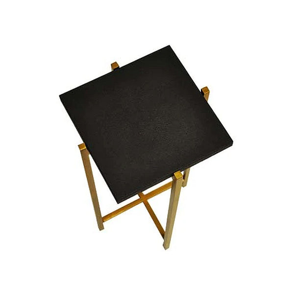 Navi Accent Table - Black