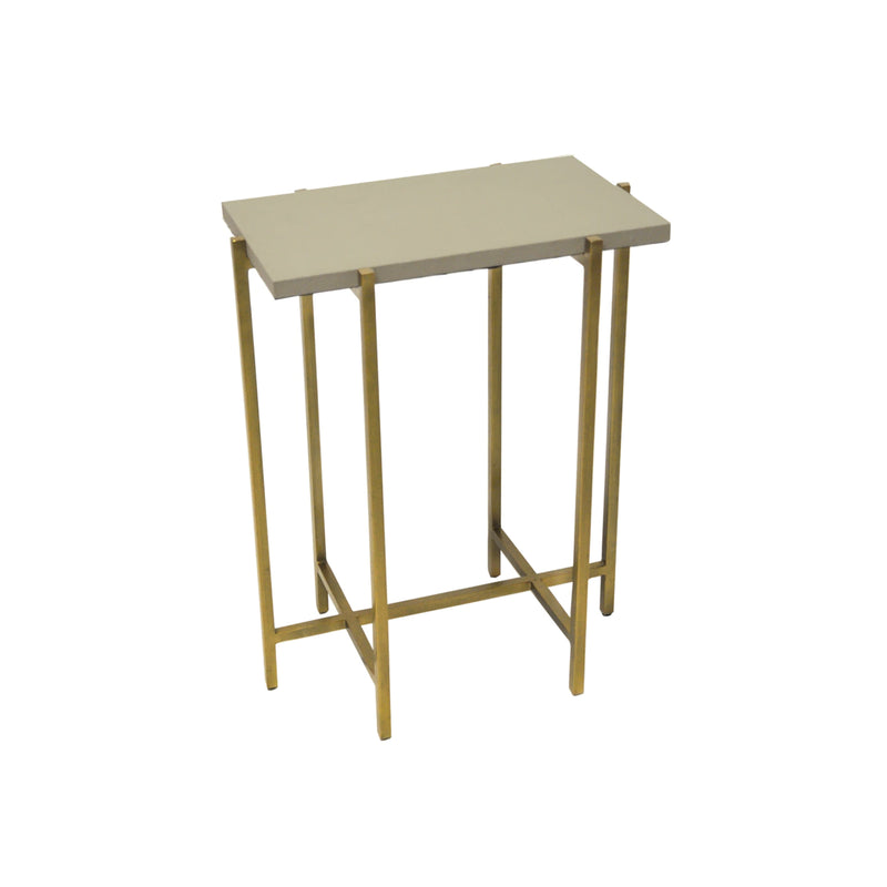 Navi Side Table - Grey