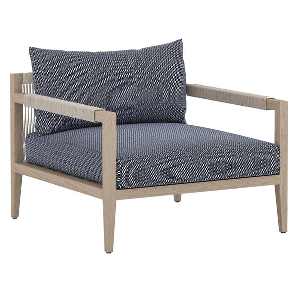 Greenboro Outdoor Armchair - Navy