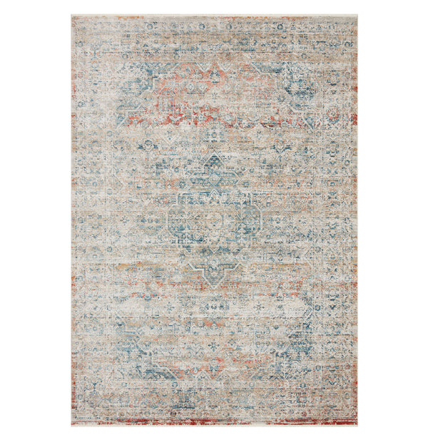 Elise Neutral/Multi Rug