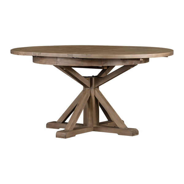 Nitra Extension Dining Table - Ash
