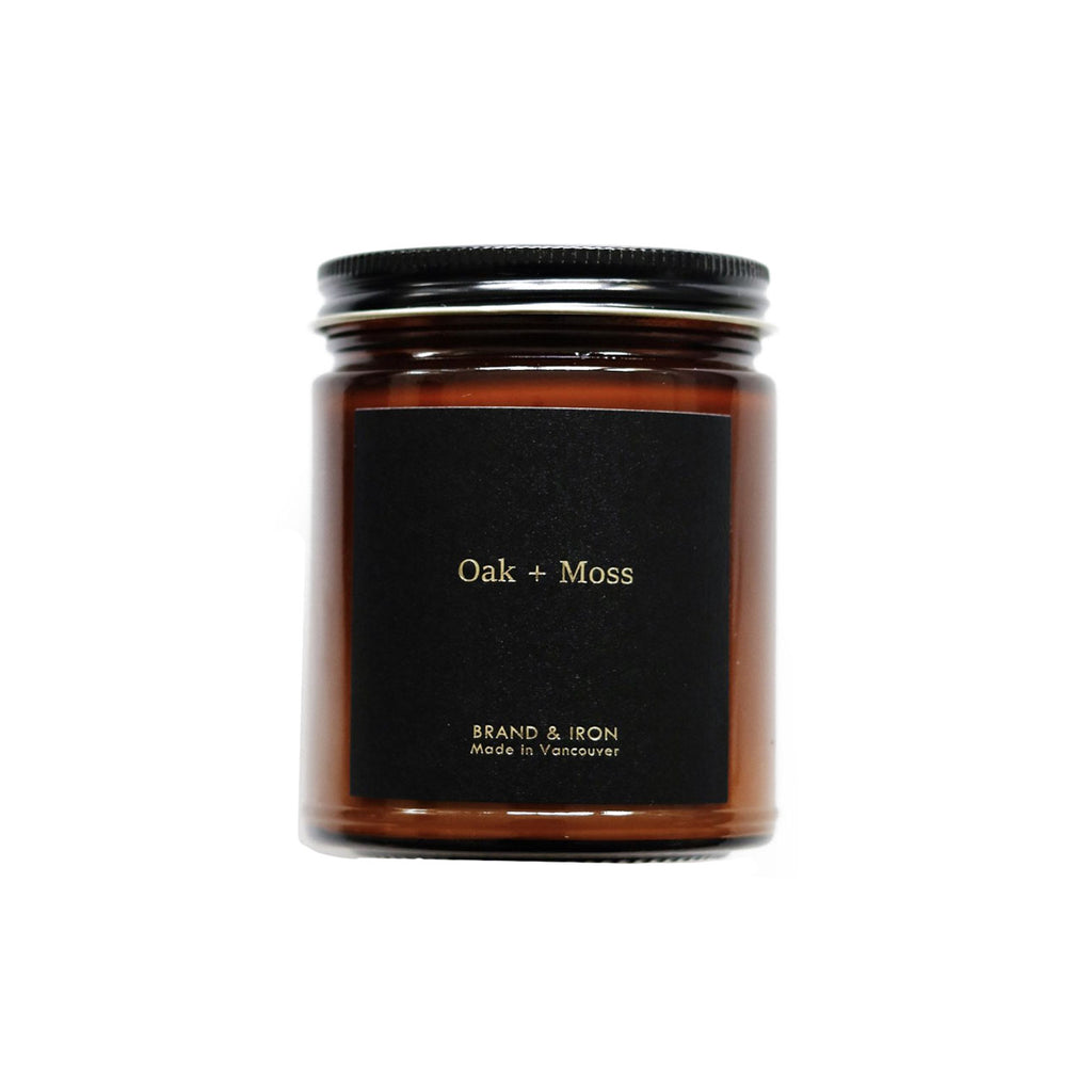 Oak + Moss Dark Spaces Candle