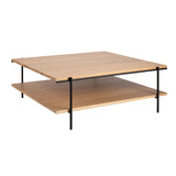 Oak Rise Square Coffee Table