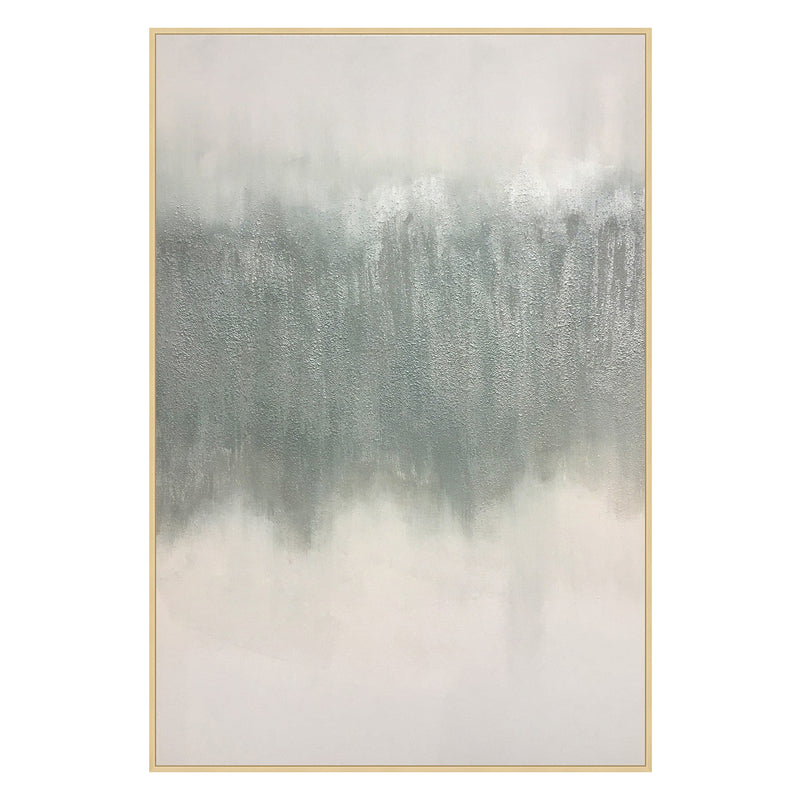 Ocean Fog Canvas