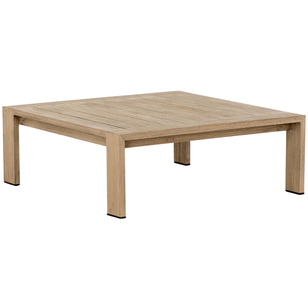 Patterson Outdoor Coffee Table - Brown