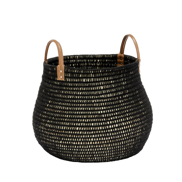 Pharaoh Basket - Black