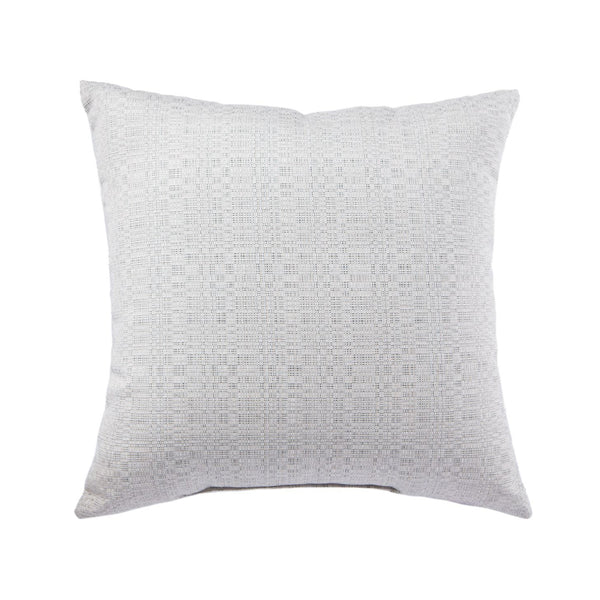 Terrace Pillow - Silver Grey