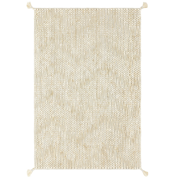 Playa Light Grey/Ivory Rug