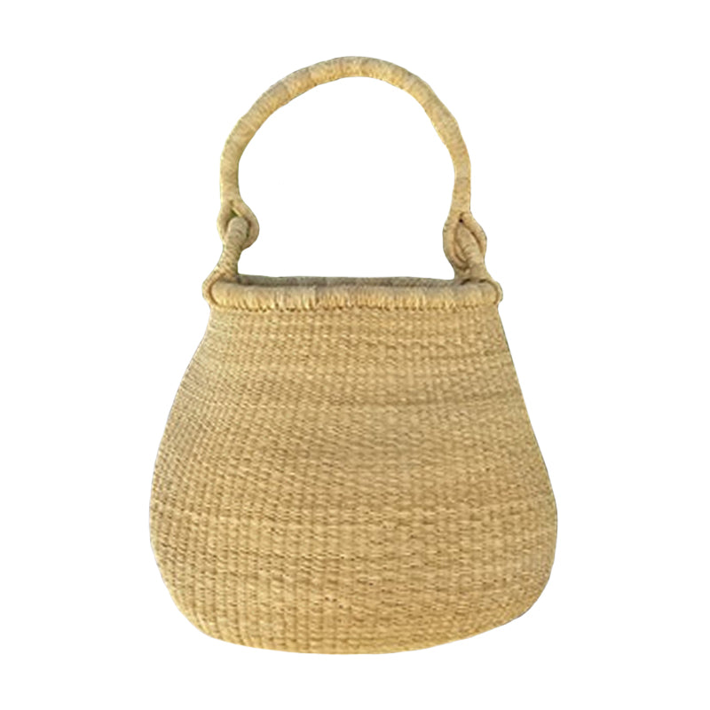 Pot Basket Bag