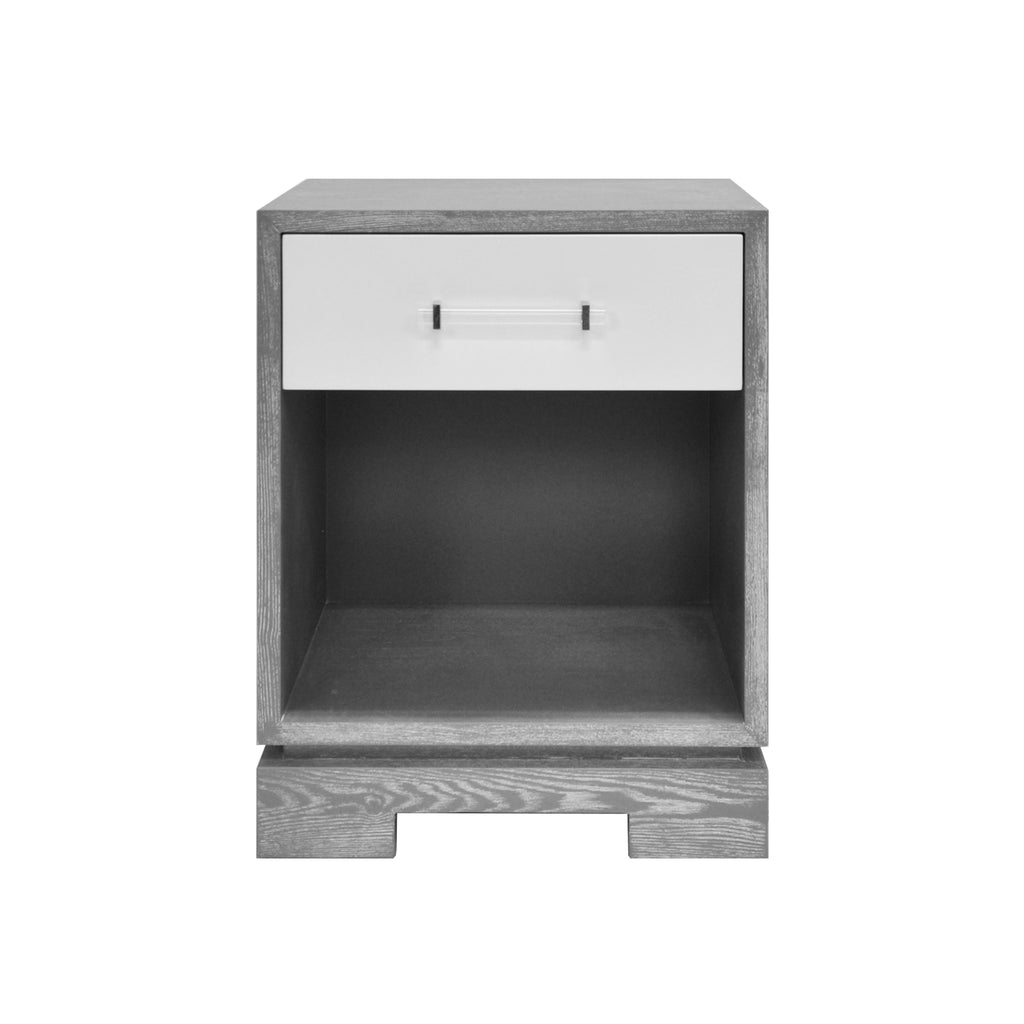 Rachel Nightstand - Grey