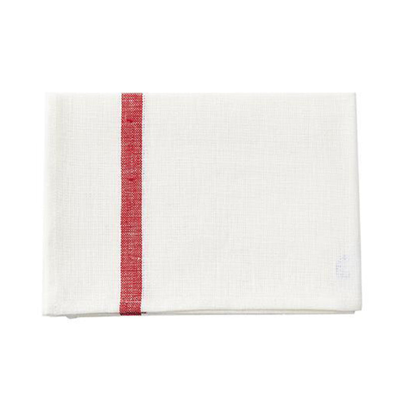 Red Stripe Napkin