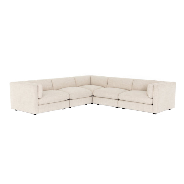 Reece 5 Piece Sectional