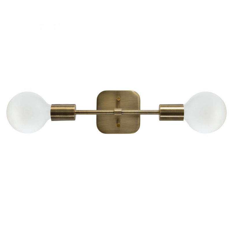 Alaina Brass Wall Sconce