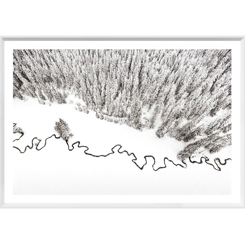 River Run I Framed Print