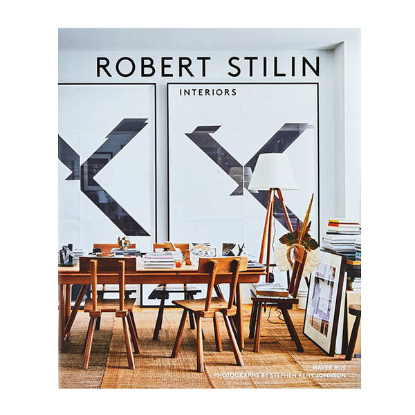 Robert Stilin Interiors Book