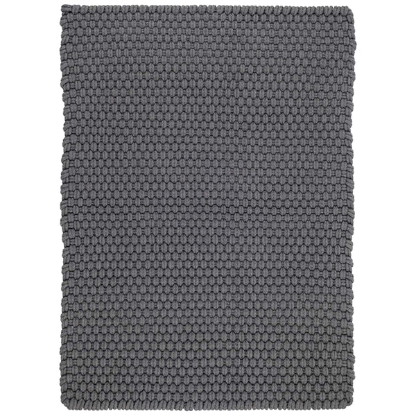 Rope Graphite Indoor/Outdoor Rug