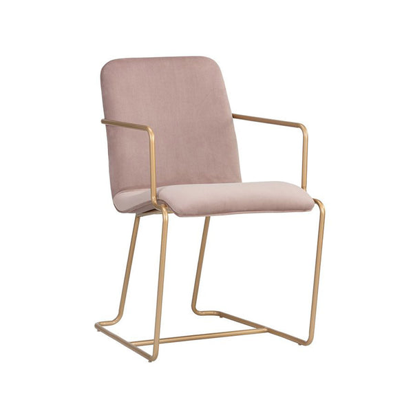 Zara Dining Chair - Pink