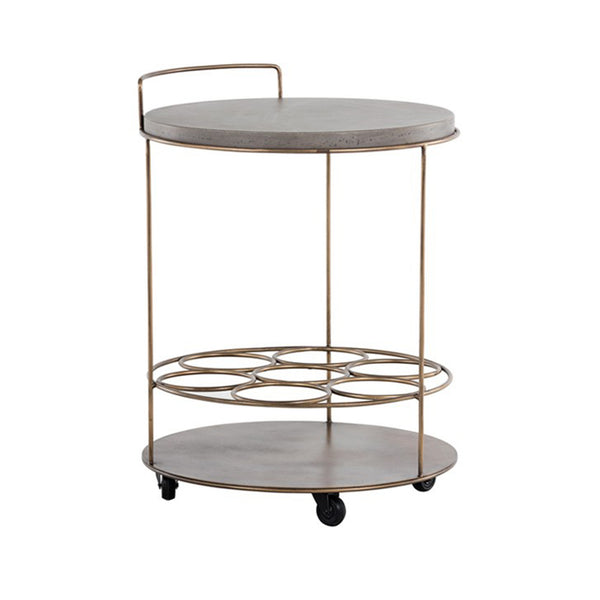 Rowan Bar Cart