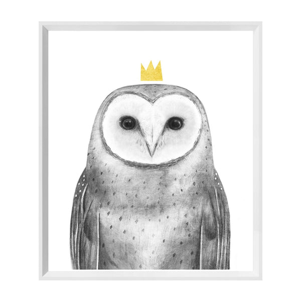 Royal Friends II Framed Print