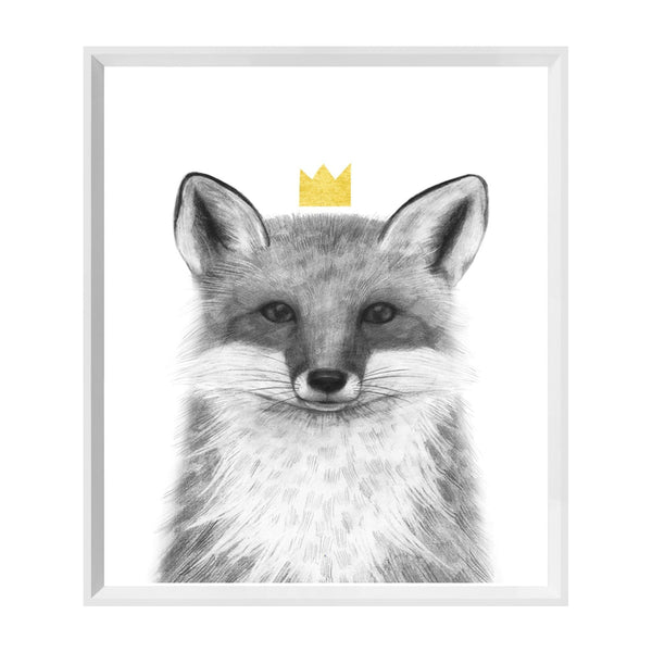 Royal Friends III Framed Print