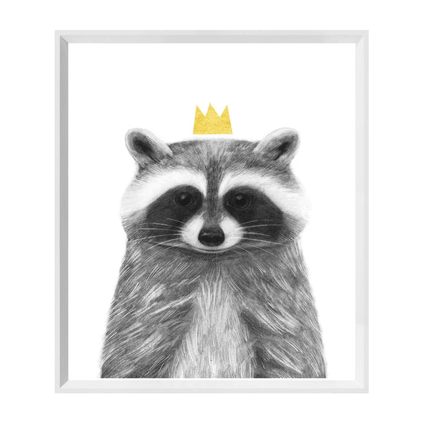 Royal Friends IV Framed Print