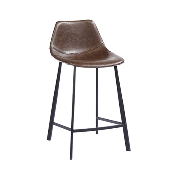 Samber Counter Stool - Brown