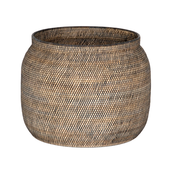 Sana Basket - Black