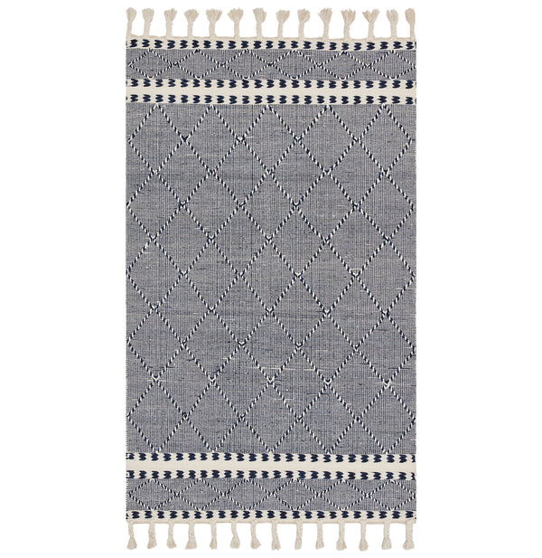 Sawyer Navy Rug