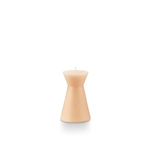 Small Pillar Candle - Nude