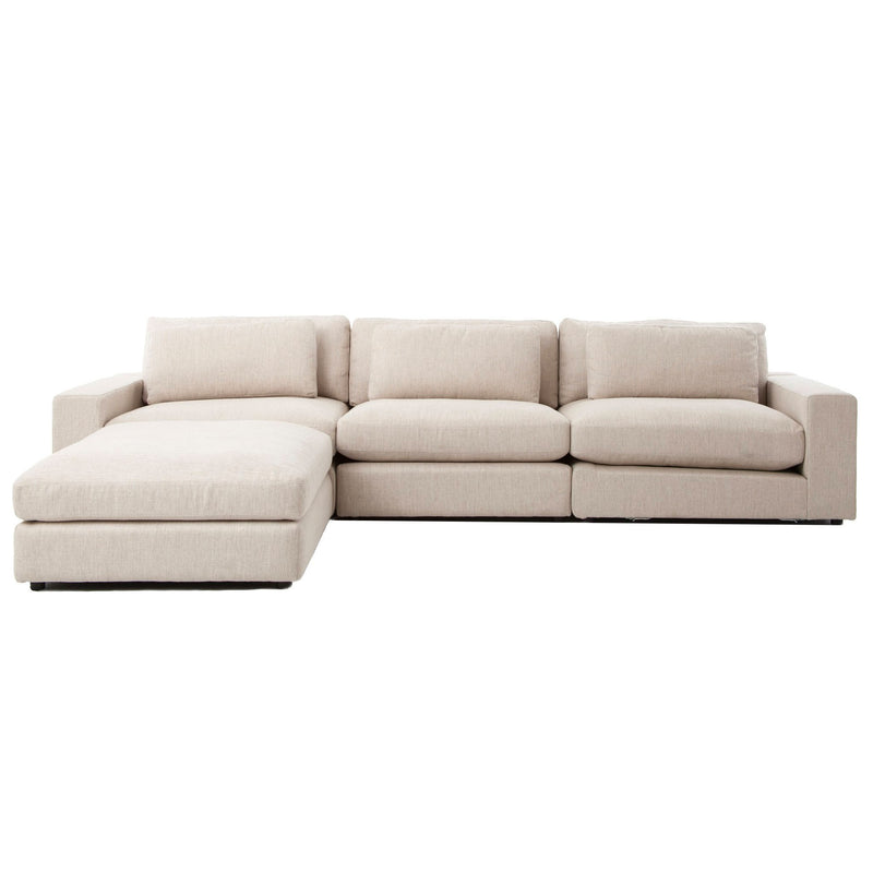 Blomidon Sectional in Essence Natural