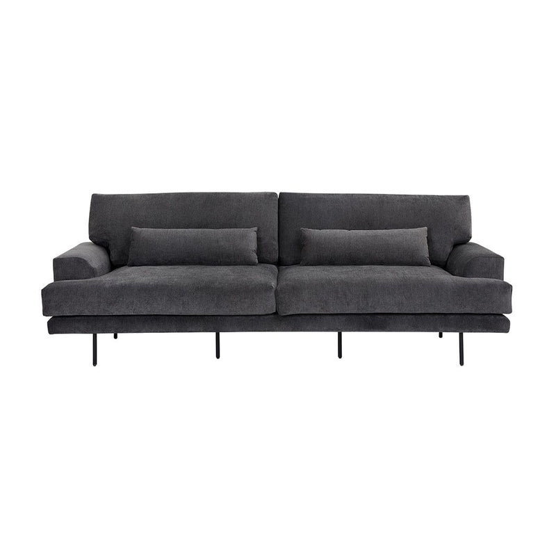 Spencer Sofa - Club Grey