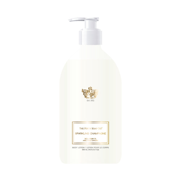 Sparkling Champagne Body Lotion