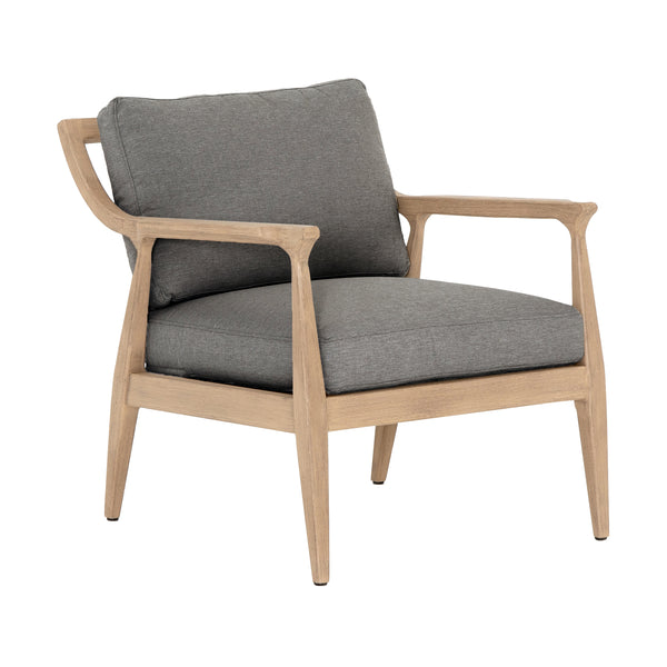 Springhurst Outdoor Chair - Charcoal