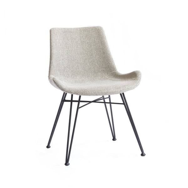Staten Dining Chair - Light Grey