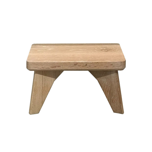 Banya Step Stool - Natural