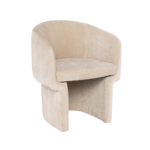 Stewart Dining Chair - Almond