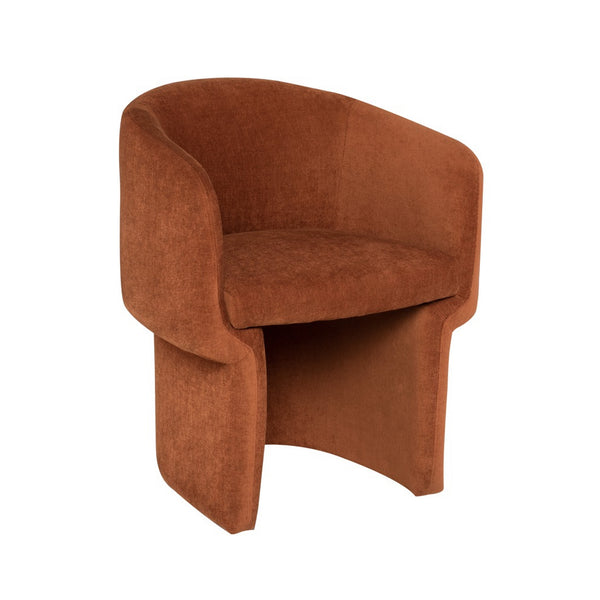 Stewart Dining Chair - Terra Cotta