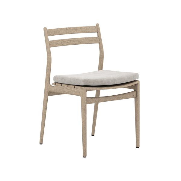 Parke Outdoor Dining Chair - Stone