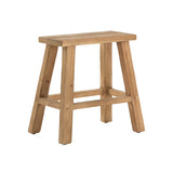 Amia Rectangular Accent Stool