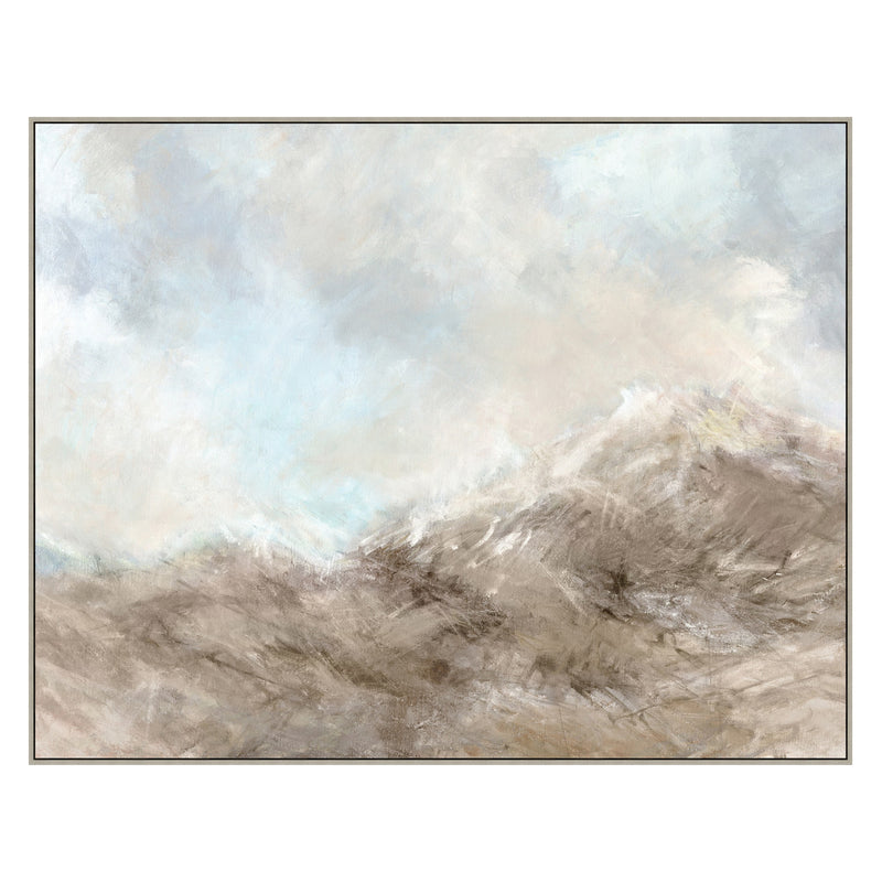 Stormy Skies II Canvas
